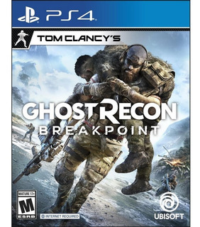 Ghost Recon Breakpoint Ps4 Fisico