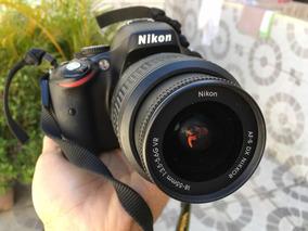 Nikon D5100 + Lente18/55 E Acessórios Novíssimo