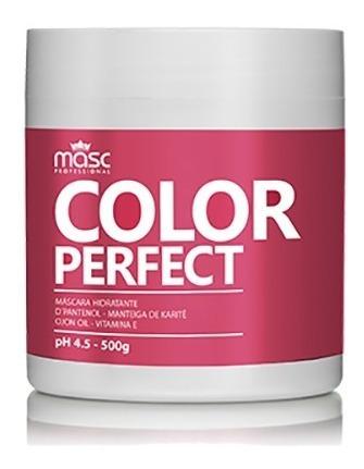 Imagem 1 de 1 de Máscara Hidratante Color Perfect 500g