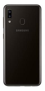Celular A20 Samsung Negro Sm-a205gzk