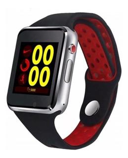 Relógio Smart App Whatsapp Android Bluetooth Pedômetro Câmer
