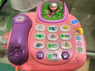 Teléfono Vtech Dora La Exploradora