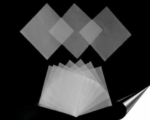 Papel Parafinado Blanco, Por Kilo, 100% Biodegradable
