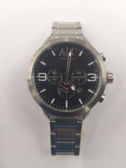 Relógio Armani Exchange Masculino Uax1272z Original Barato