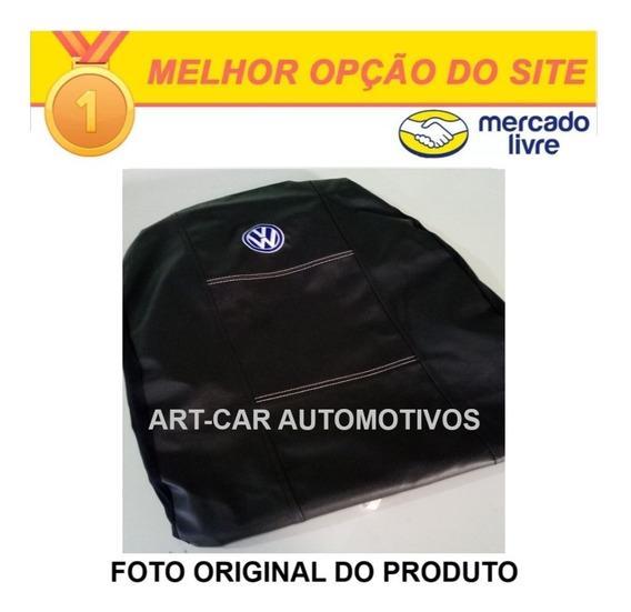 Capas De Bancos Recaro Automotivo Couro P/ Saveiro