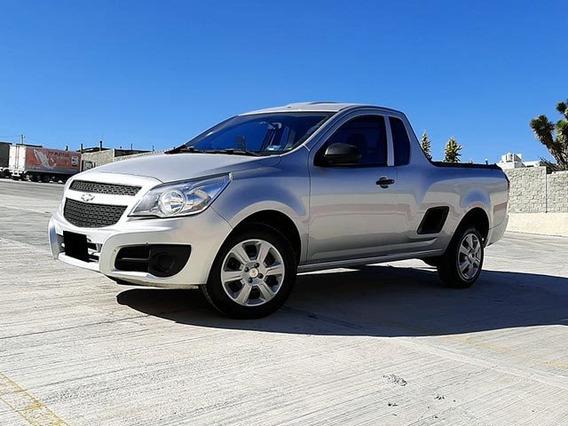 Chevrolet Tornado 2019 1.8 Ls Mt Plateado 2019