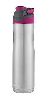 Contigo Autoseallar Acero Inoxidable Botella De Agua 24 Oz V