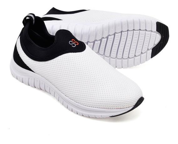 Tenis Masculino Caminhada Original Snap Shoes Top Oferta