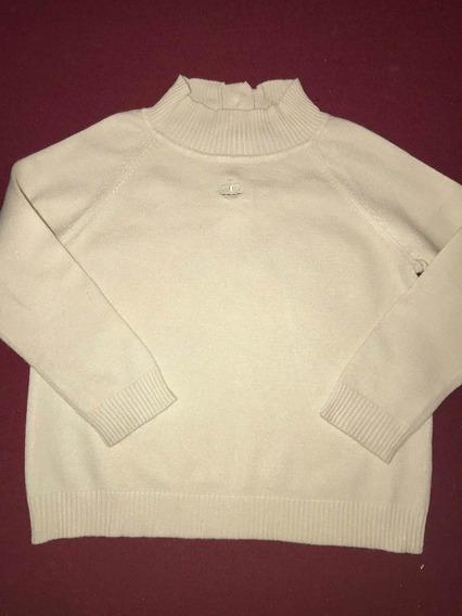 Sweater Media Polera Paula Cahen Danvers Bebé 18m