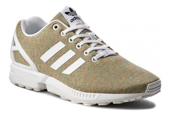 Tenis adidas Originals Zx Flux Caballero Originales Bb2772