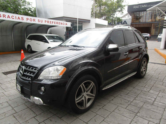 Mercedes-benz Clase M 2009 5p Ml 63 Amg Aut
