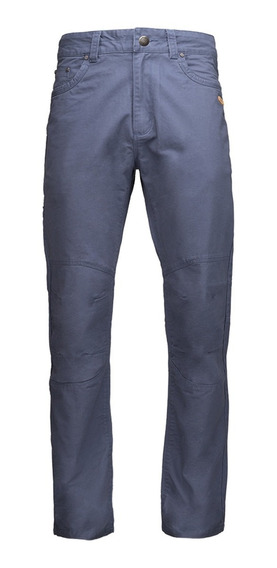 Pantalon Hombre Lippi Terrain Cotton Pant Azul I19