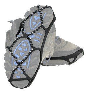 1 Pair Ice Crampons Winter Snow Boot Shoes Covers Ice