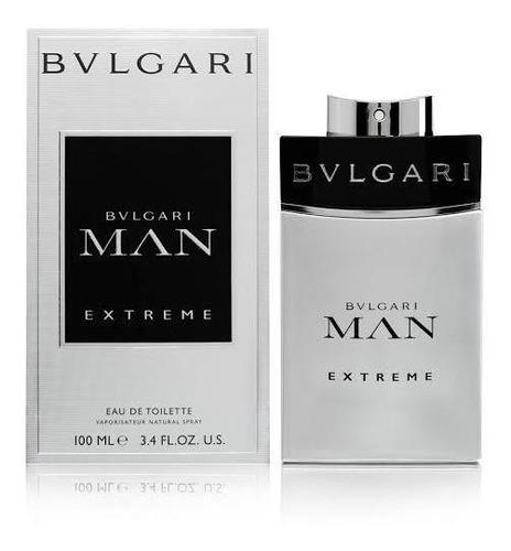 Imagen 1 de 1 de Perfume Bvlgari Extreme Man 100ml Edt
