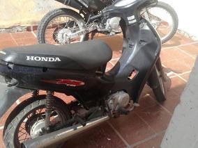 Honda Biz Tunning 105 Negra Modelo 2005
