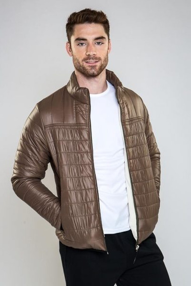 Campera Inflable Simil Pluma Tipo Uniqlo 280 + Envio Gratis