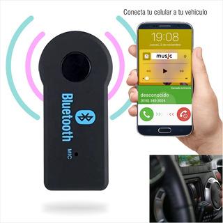 Modulador Bluetooth Para Automovil Car Bluetooth Kit Carro