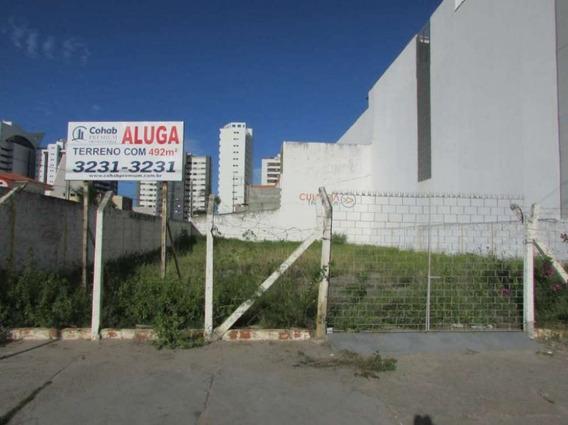 Terreno Para Alugar No Bairro Jardins - Cp3790