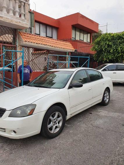 Nissan Altima 2.5 Sl Aa Ee Cd Piel Qc At 2006