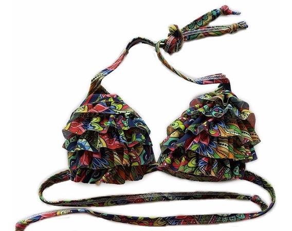 Bikinis Estampados Le Naif