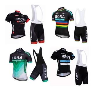 Conjuntos Ciclismo - Bretelle E Camisa - Orbea - Gel 9d