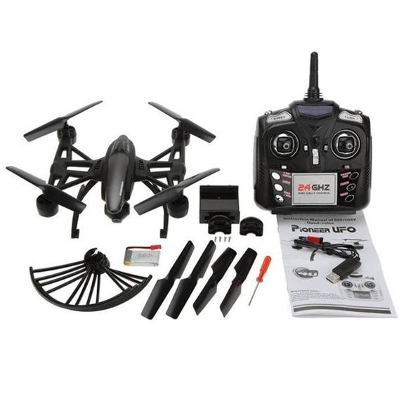 Drone Jxd 509w Pioneer Ufo Câmera 720p Promo Pronta Entrega