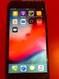 iPhone 8 Plus Color Negro