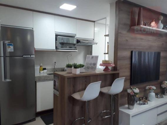 Apartamento Com 2 Dormitórios À Venda, 43 M² Por R$ 231.900,00 - Pirituba - São Paulo/sp - Ap24602