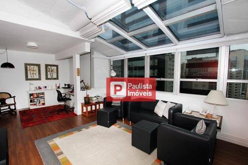 Cobertura À Venda, 140 M² Por R$ 1.469.888,00 - Vila Olímpia - São Paulo/sp - Co0740