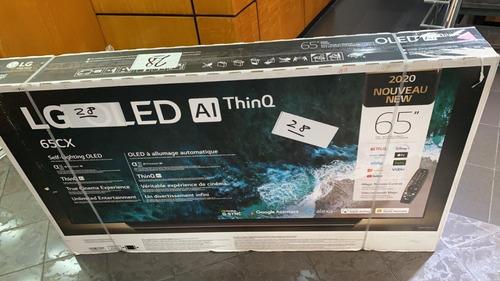 Imagen 1 de 2 de LG Oled 55cx Y 55c1 4k - Mod 2020 Nuevo En Stock! Dscto!