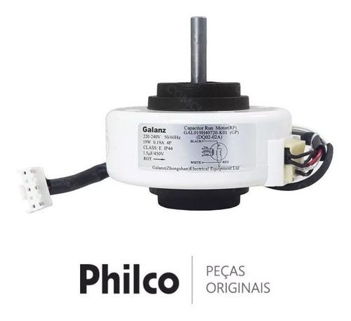 Imagem 1 de 1 de Motor Ventilador Gal019h40720-k01 220-240 Evaporadora Philco