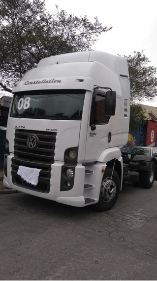 Vw 19320 Costellation 4x2 2011 Impecável