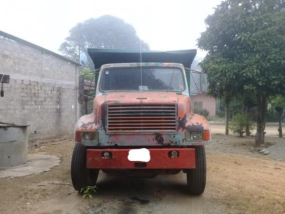 Camión Volteo Marca Famsa Modelo 1986
