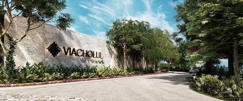 Imagen 1 de 6 de ¡¡venta!! Lotes Residenciales En Cholul, Yucatán.