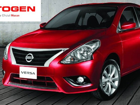 Nissan Versa Sense 2018