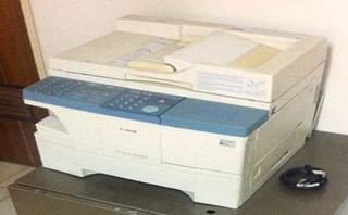 Fotocopiadora, Canon 1670f, Impresora, Fax
