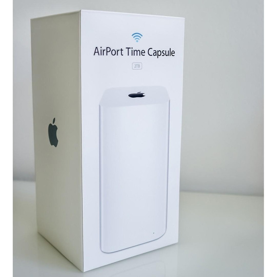 Apple Airport Time Capsule 2tb Nota Fiscal + Garantia