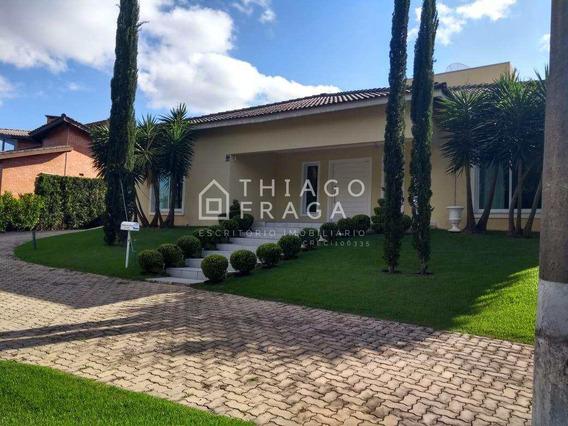 Casa De Condomínio Com 7 Dorms, Parque Village Castelo, Itu - R$ 1.9 Mi, Cod: 1134 - V1134