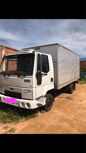 Ford Cargo 815 Baú 815 E