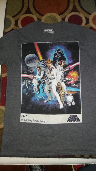 Playera Star Wars Iv (1977)