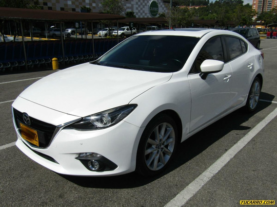 Mazda Mazda 3 Grand Touring Tp 2000cc Aa Ct