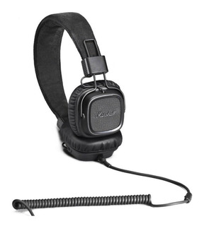 Auriculares Marshall Major Ii Pitch Black Rd Music Store
