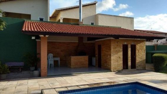Casa Em Cidade Dos Funcionários, Fortaleza/ce De 160m² 4 Quartos À Venda Por R$ 560.000,00 - Ca416604