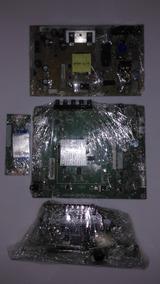 Kit Placas Retiradas De Uma Tv Com Display Quebrado