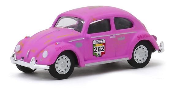 Carro Greenlight Carrera Classic Volkswagen Beetle Fusca