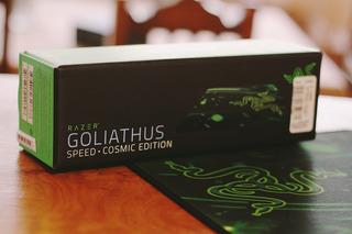 Mousepad Goliathus Cosmic Speed S Razer