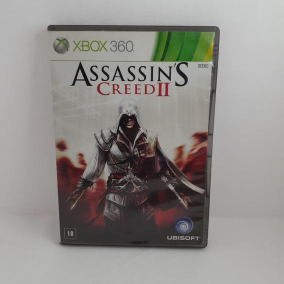 Jogo Assassins Creed 2 Xbox 360 Semi Novo Testado