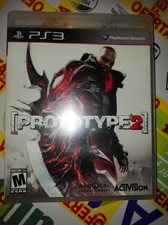 Prototype 2 - Playstation 3 - Ps3