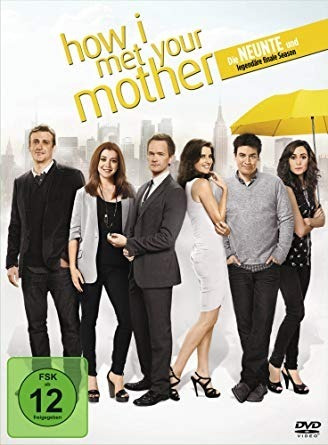 How I Met Your Mother - 1ª A 9ª Temporada Completas Dubladas