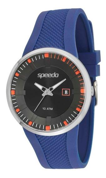 Relógio Masculino Analógico Speedo 81124g0evnu1 - Azul
